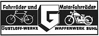 Gustloff Werke Logo